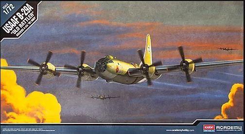 "Academy - USAAF B-29A ""Old Battler"" - 1/72"
