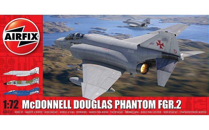 AIRFIX - - MCDONNELL DOUGLAS PHANTOM FGR.2  - 1/72