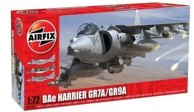 AIRFIX - BAE HARRIER GR7A/GR9 - 1/72