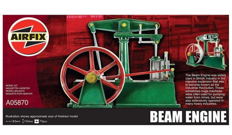 AIRFIX - BEAM ENGINE