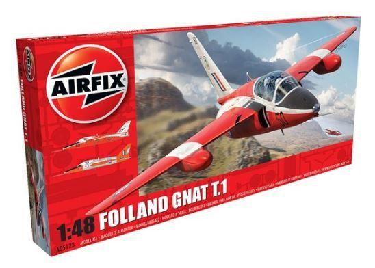 AIRFIX - FOLLAND GNAT - 1/48