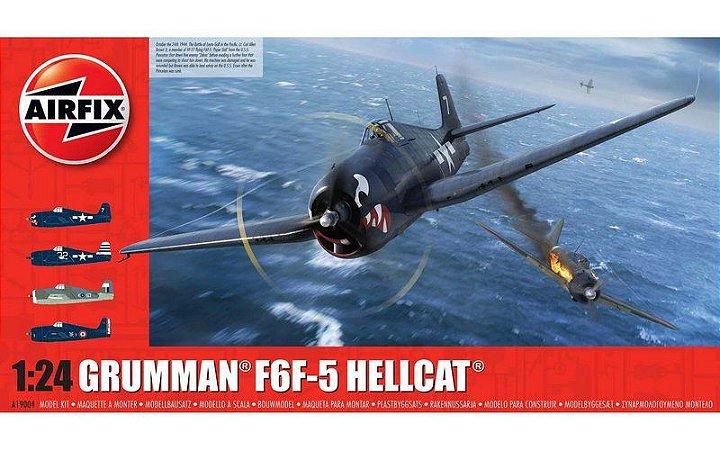 AIRFIX - GRUMMAN F6F-5 HELLCAT - 1/24