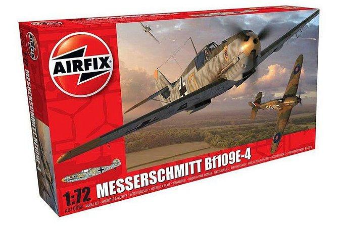 AIRFIX - MESSERSCHIMITT Bf109E-4 - 1/72
