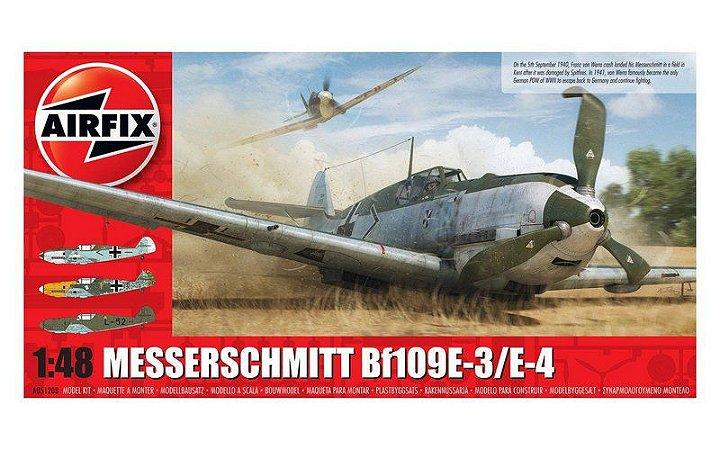 AIRFIX - Messerschmitt Bf109E-3/E-4 - 1/48 -