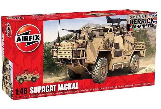 AIRFIX - SUPACAT JACKAL - 1/48