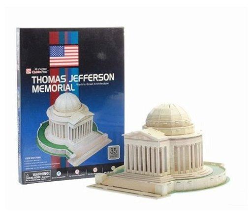 CUBICFUN - THOMAS JEFFERSON MEMORIAL (USA) - PUZZLE 3D