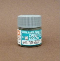 Gunze - Aqueous Hobby Colors 306 - Gray FS36270 (Semi-Gloss)