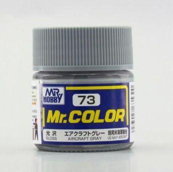 Gunze - Mr.Color 073 - Aircraft Gray (Gloss)