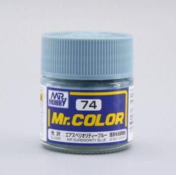 Gunze - Mr.Color 074 - Air Superiority Blue (Gloss)