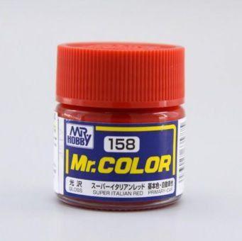 Gunze - Mr.Color 158 - Super Italian Red (Gloss)