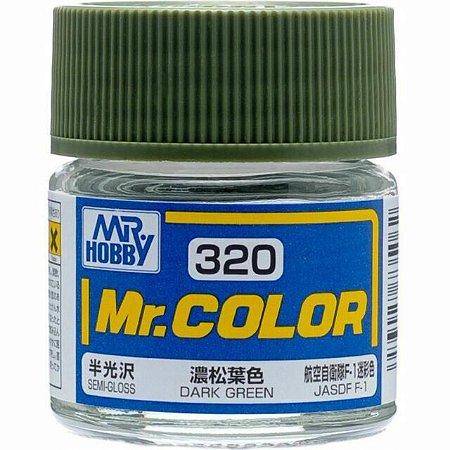 Gunze - Mr.Color 320 - Dark Green (Semi-Gloss)