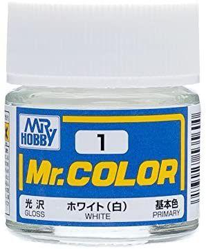 Gunze - Mr.Color 001 - White (Gloss)