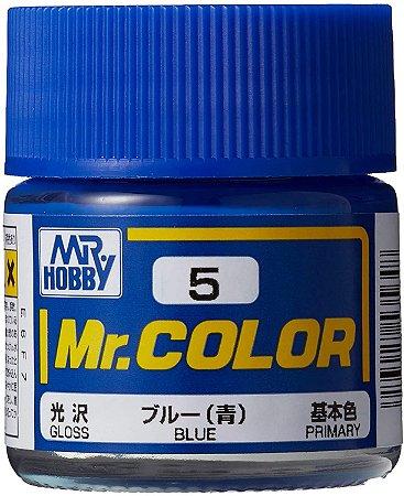 Gunze - Mr.Color 005 - Blue (Gloss)