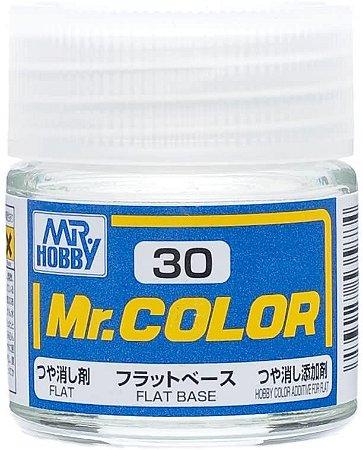 Gunze - Mr.Color 030 - Flat Base