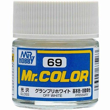Gunze - Mr.Color 069 - Off White (Gloss)