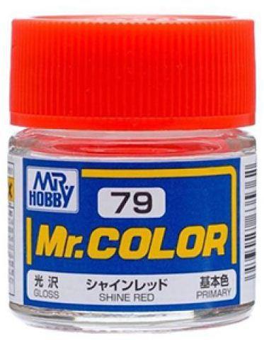 Gunze - Mr.Color 079 - Shine Red (Gloss)