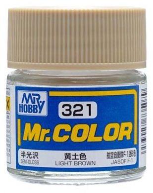 Gunze - Mr.Color 321 - Light Brown (Semi-Gloss)