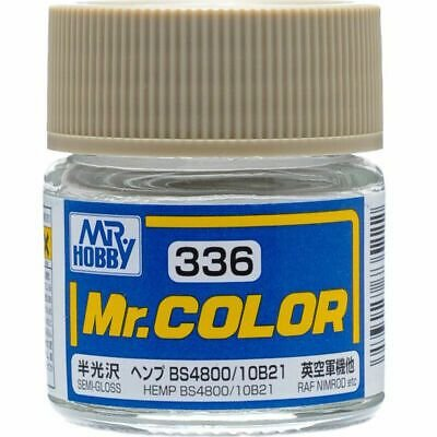 Gunze - Mr.Color 336 - HempBS4800/10B21 (Semi-Gloss)