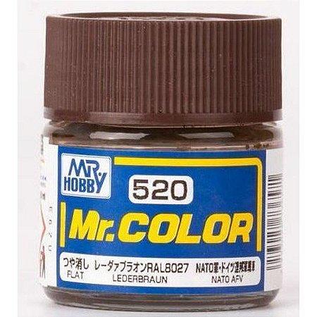 Gunze - Mr.Color 520 - LEDERBRAUN (Flat)