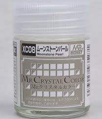 Gunze - Mr.Crystal Color XC08 - Moonstone Pearl