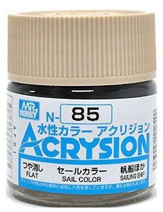 Gunze - Acrysion Color 085 - Sail Color (Flat)