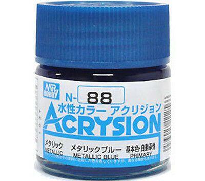 Gunze - Acrysion Color 088 - Metallic Blue