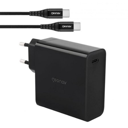 Geonav Carregador Superpower para notebooks via USB-C