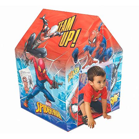 Barraca Infantil Homem-Aranha Centro de Treinamento Líder