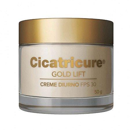 Creme Facial Cicatricure Gold Lift Dia 50g