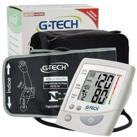 Aparelho De Pressão Digital Automático La-250 G-Tech