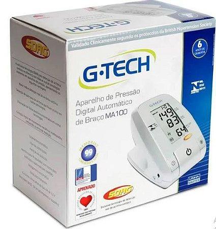 Aparelho De Pressão Digital Automático Ma-100 G-Tech