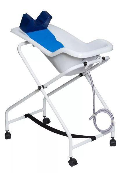 Cadeira  De Alumínio Concha De Banho Ethnos