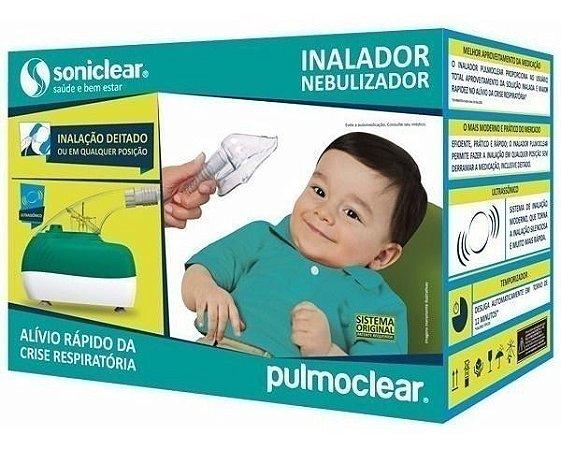 Nebulizador Ultra-Sônico Pulmoclear Soniclear