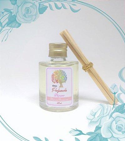 Mini Difusor 30 ml   Flores Brancas   Ideias Perfumadas