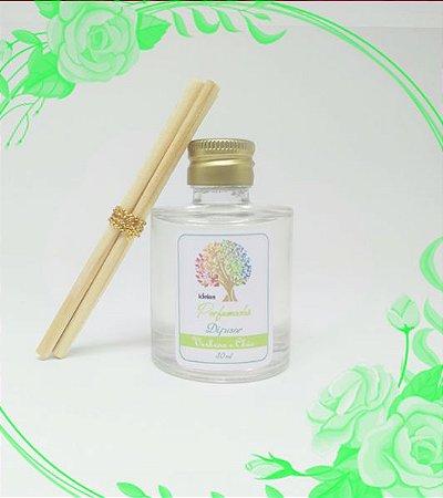 Mini Difusor 30 ml   Verbena e Chás   Ideias Perfumadas