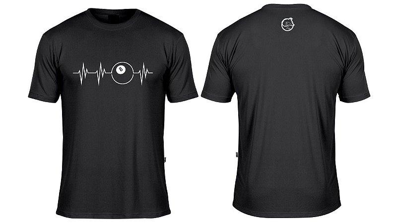 Camisa T-Shirt Bola 8 Raposo Sports