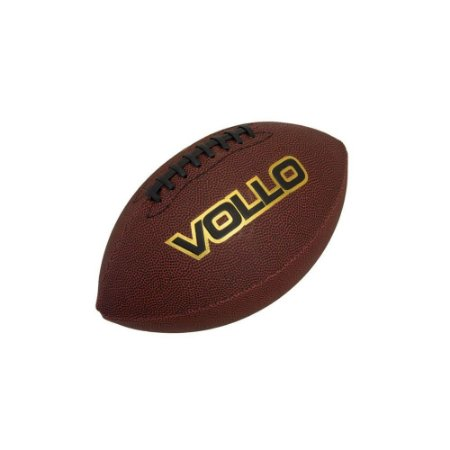 Bola de Futebol Americano 9'' Marrom - Vollo