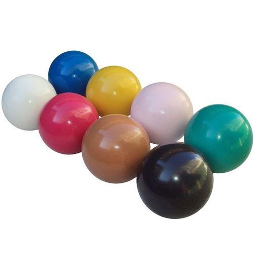Bola de Sinuca Bilhar Snooker 54 mm 08 Peças Coloridas