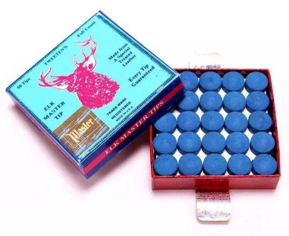 Sola Master Couro Profissional 11 mm para Taco de Sinuca Bilhar Importado USA