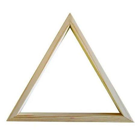 Triangulo em Madeira para Bolas de Sinuca/Bilhar até 54mm