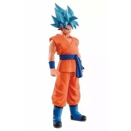 Action Figure Son Goku SS Blue