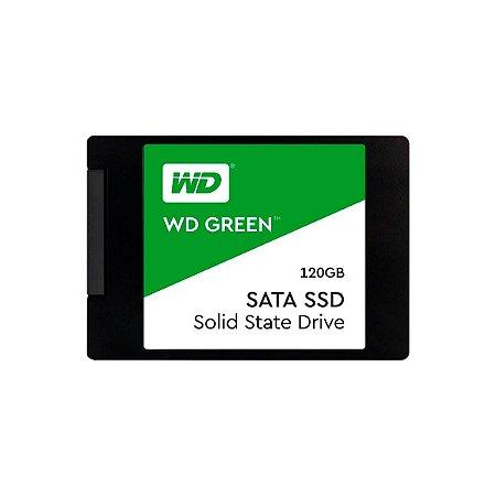 "HD Interno SSD WD Green Plus 2.5"" SATA 120GB"