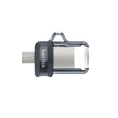 Pen Drive SanDisk 32GB Ultra OTG m3.0 - Celular / PC