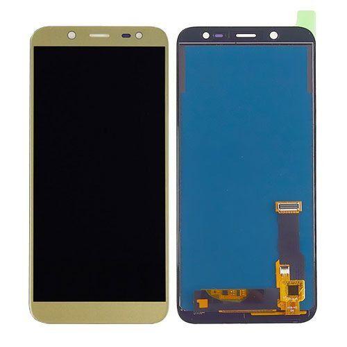 Pç Samsung Combo J6 Dourado - TFT