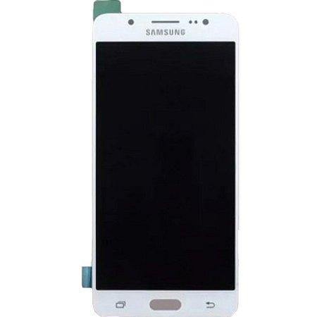 Pç Samsung Vidro J5 J510 Branco