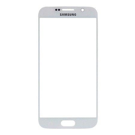 Pç Samsung Vidro S6 G920 Branco