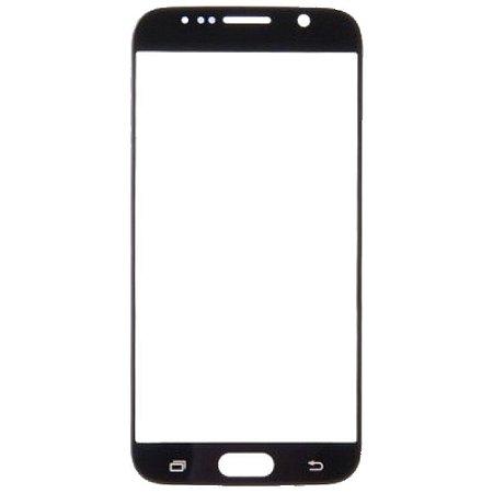 Pç Samsung Vidro S6 G920 Preto