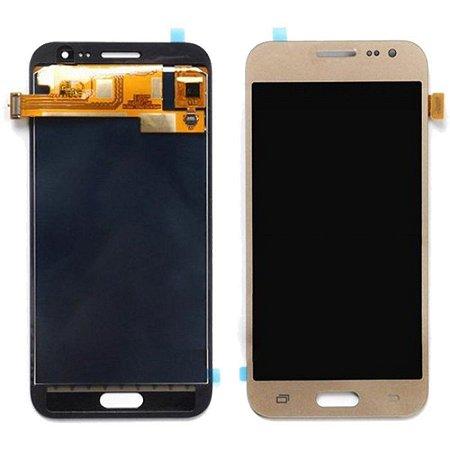 Pç Samsung Combo J7 G610 Prime Dourado - TFT