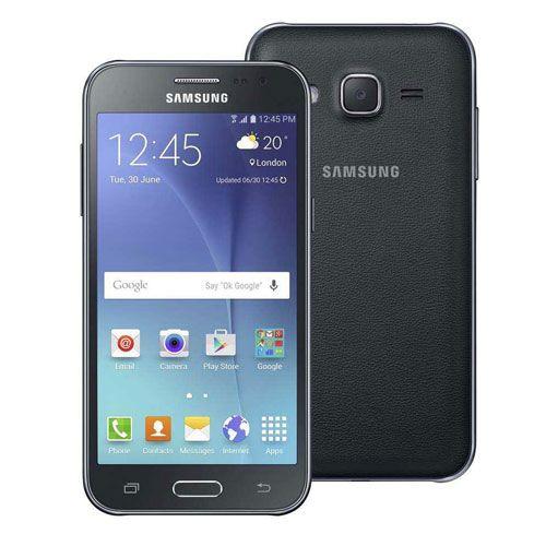 Smartphone Samsung Galaxy J2 Duos 8GB Preto (Seminovo)