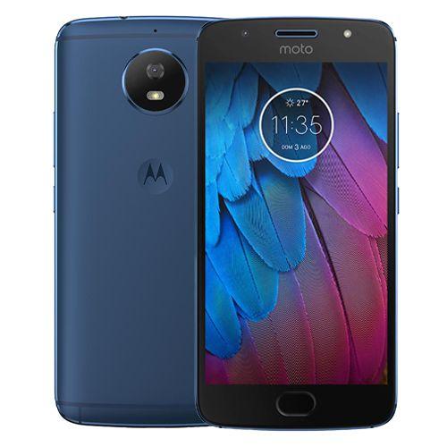 Smartphone Motorola Moto G5s Dual 32GB 2GB Azul (Seminovo)